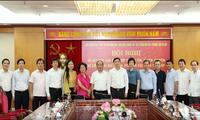 Радио «Голос Вьетнама» эффективно пропагандирует состояние и меры по борьбе с коррупцией