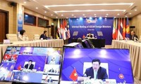 Страны-члены АСЕАН обсудили ряд важных вопросов сотрудничества