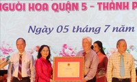 Праздник «Нгуен-Тиеу» у хуацяо признан объектом национального культурного наследия Вьетнама