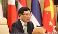 Япония и Вьетнам будут председательствовать на 13-й министерской конференции Меконг-Япония