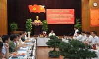 Обновление работы с народными массами и укрепление доверия населения к партии