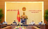 В Ханое открылось 47-е заседание Посткома Нацсобрания Вьетнама