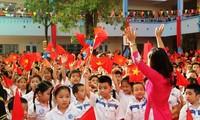 Генсек ЦК КПВ, президент СРВ направил писмьо в адрес отрасли образования страны по случаю нового учебного года