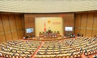 Национальное собрание Вьетнама обсуждает два законопроекта