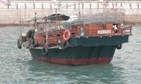 Les gardes-côtes sud-coréens interpellent des bateaux de pêche chinois