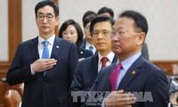 Le bureau présidentiel sud-coréen nomme un nouveau Premier ministre