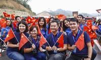 Ouverture du 3ème festival de la jeunesse Vietnam-Chine