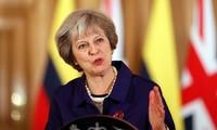 Theresa May met en garde le Parlement contre un blocage du Brexit