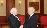 Booster la coopération multisectorielle Vietnam-Irlande