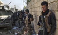 Les forces d'élite irakiennes progressent dans les rues de Mossoul