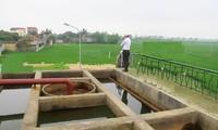 Bac Ninh  se met à l'eau propre