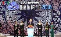 Remise des prix Talent du Vietnam 2016