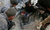 L'armée syrienne gagne du terrain dans la partie rebelle d'Alep