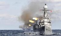 Manœuvres d'envergure de la Marine sud-coréenne sur toutes les eaux territoriales