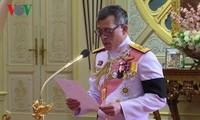 Maha Vajiralongkorn devient officiellement le nouveau roi de Thaïlande