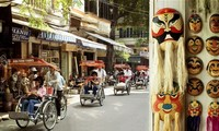 A la découverte des rues de corporations de Hanoi