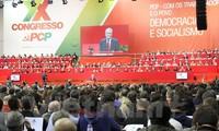 La délégation du PCV participe au 20ème Congrès du Parti communiste portugais
