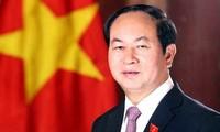Tran Dai Quang : Poursuivre le chemin choisi avec détermination