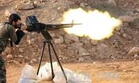 Syrie : les rebelles gèlent toute discussion en vue des pourparlers de paix