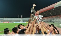 Le football vietnamien à l'honneur dans le site web de la FIFA