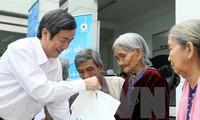 Ho Chi Minh-ville : améliorer la qualité de vie des personnes méritantes et démunies