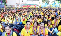 Nouvelle campagne de volontariat à Ho Chi Minh-ville
