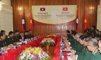 Dynamiser la coopération défensive Vietnam-Laos