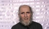 Les taliban afghans diffusent une vidéo d'otages occidentaux