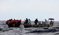 800 migrants récupérés en Méditerranée par l'Italie et des ONG