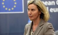 """Nucléaire iranien: l'UE se conformera à cet accord """"extrêmement important"""""""