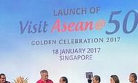 L'ASEAN lance une nouvelle campagne touristique