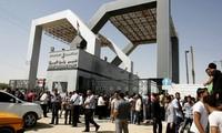 L'Egypte ouvre le poste-frontière de Rafah pour la première fois en 2017