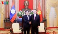 Vietnamiens et Laotiens déterminés à dynamiser leur coopération multisectorielle