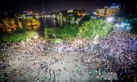 Hanoï réorganisera les rues piétonnes au bord du lac de l'Epée restituée