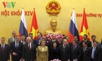 Intensifier la coopération entre les localités vietnamiennes et russes