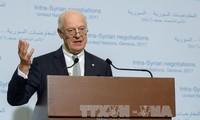 Nouveaux pourparlers à Genève sur la Syrie