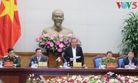 Visio-conférence sur la lutte contre la contrebande et la contrefaçon