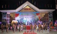 Semaine culturelle, sportive et touristique de Mang Den-Kon Plong 2017