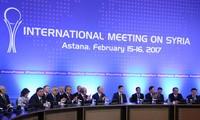 Début de nouveaux pourparlers sur la Syrie à Astana, en l'absence de l'opposition