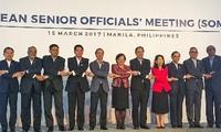 SOM ASEAN et sa conférence consultative à Manille