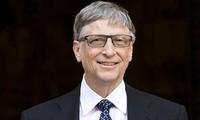 Bill Gates est toujours l'homme le plus riche du monde