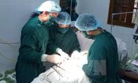 Les Etats-Unis font don d'un hôpital de campagne au Vietnam