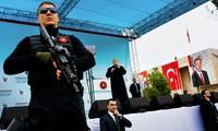 Erdogan veut convaincre les Kurdes de voter en faveur de son référendum