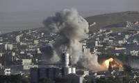Damas fait état d'un bombardement de dépôts de gaz toxique