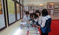 Exposition sur les archipels Hoang Sa et Truong Sa à Hai Duong