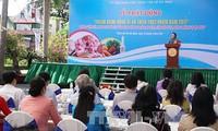 Lancement du mois d'action pour la sureté alimentaire