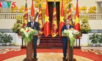 Déclaration commune Vietnam – Sri Lanka