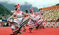 La Journée culturelle des ethnies du Vietnam