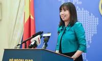 Le Vietnam oeuvre avec l'ASEAN et la Chine pour parvenir au COC