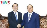 Vietnam-Hong Kong: 8 milliards de dollars pour le commerce bilatéral en 2017
